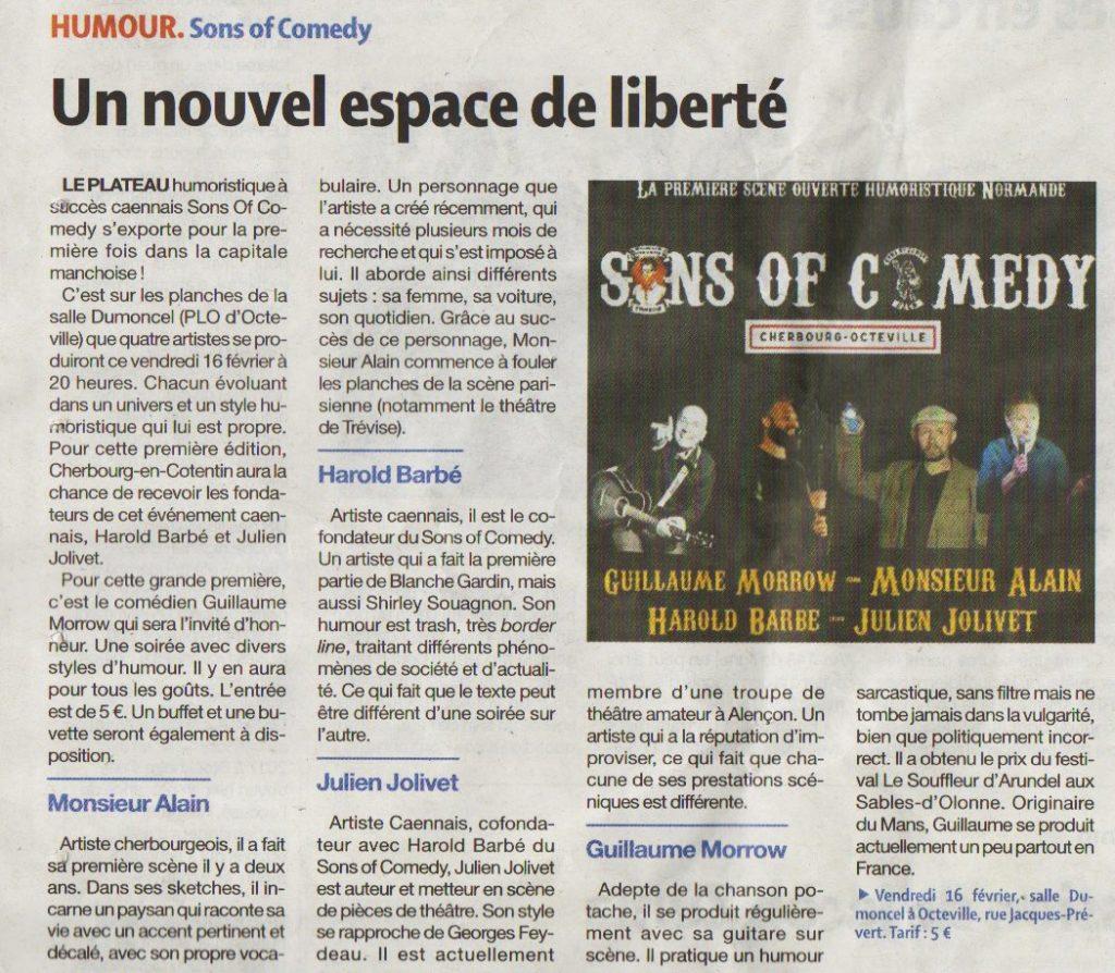 Un nouvel espace de liberté à Cherbourg en Cotentin